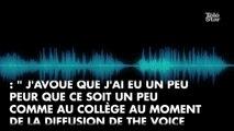 """""""J'avais peur que ce soit comme au collège"""" : Bilal Hassani dévoile ses craintes avant son passage dans The Voice Kids"""