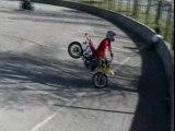 Beber épisode 2 Stunt moto RSR Riviera Stunt Riders France