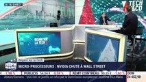 Le Regard sur la Tech: Nvidia Corporation chute à Wall Street - 28/01
