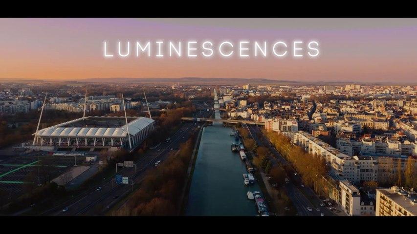 Hyperlapse Reims - Luminescences