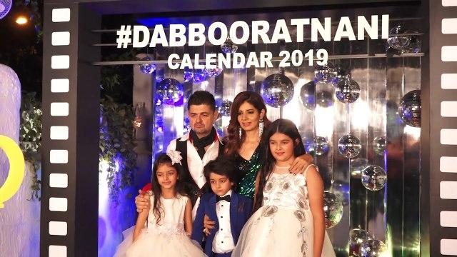Kartik Aaryan, SRK, Twinkle Khanna attend Dabboo Ratnani's calendar launch