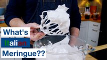 How To Make Italian Meringue Recipe