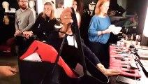 Le Touche pas à mon poste de Francesca Antoniotti (exclu vidéo)