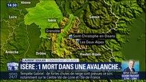 """Laurent Soulier, commandant CRS Alpes: """"Les recherches sont toujours en cours avec une montée en puissance du dispositif"""""""