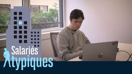 """Salariés atypiques"" : Valentin, ingénieur big data à BNP Paribas Personnal Finance"