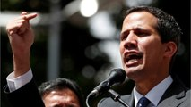 Guaido Gets Control Of Some Venezuelan Assets From U.S.