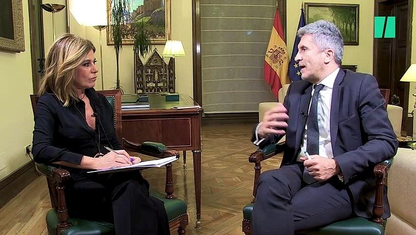 Entrevista a Fernando Grande-Marlaska