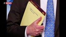Etats-Unis : la note de John Bolton qui fait tâche