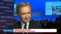 LVMH's Arnault Sees Rising Demand in China, Says U.S. Market Is 'Very Good'
