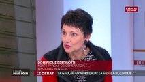 OVPL. Dominique Bertinotti : « Le drame c'est que la gauche a oublié d'être de gauche »