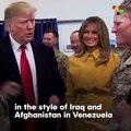"""""""5,000 Troops To Colombia"""" Was Clearly Seen On John Bolton's Notes"""