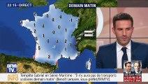 Yvelines: La neige est là