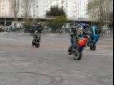 Beber épisode 3 Stunt moto RSR Riviera Stunt Riders France