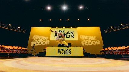 Break The Floor 2019 | JASIM show