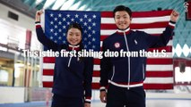 The First Sibling Duo from the US to Win a Medal at the Olympics