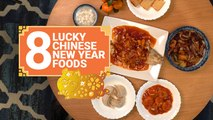 The 8 Essential Dishes of Chinese New Year