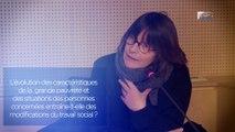 Questions à Nathalie MARTZ (CFE-CGC) - Lutte contre grande pauvreté - cese