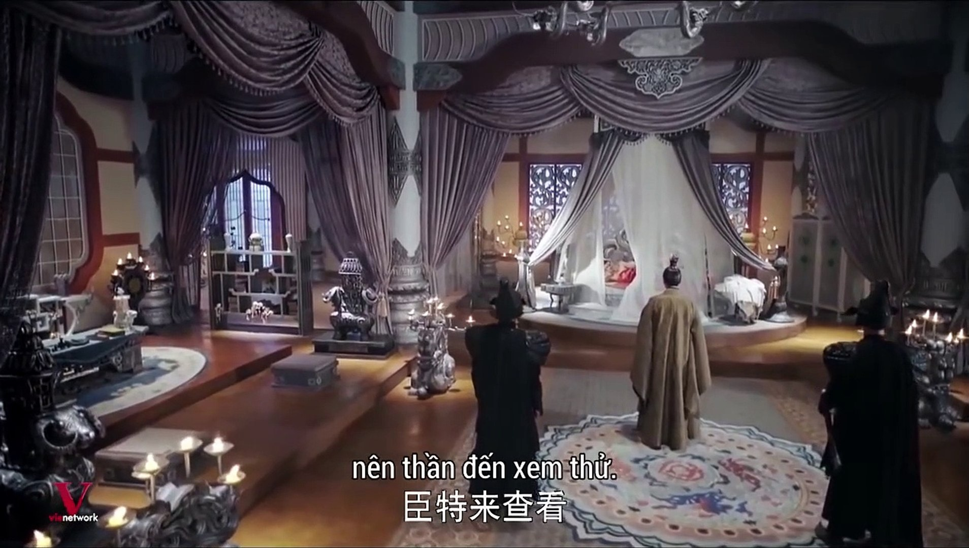 Cảnh -giường chiếu- bá đạo của Vô Cực, Phù Dao Phù Dao Hoàng Hậu (Legend of Fuyao)