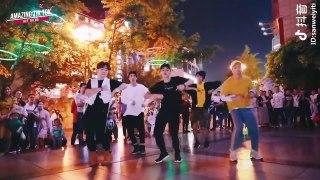 Tik Tok Nhảy Những Điệu Nhảy Được Yê