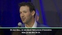 Superbowl LIII - Le pronostic étonnant du consultant Tony Romo