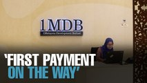 NEWS: Part of stolen 1MDB funds to be returned 'soon'