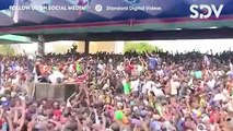On this day, one year ago, Raila was sworn in as the peoples president; Miguna later deported