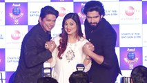 Little Champs launch Press Conference Addressed by Ravi Dubey, Shaan & Richa Sharma | FilmiBeat