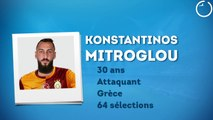 OFFICIEL : Mitroglou rejoint Galatasaray en prêt