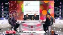 Le Grand Oral de Philippe Val, écrivain et ancien directeur de Charlie Hebdo – 31/01
