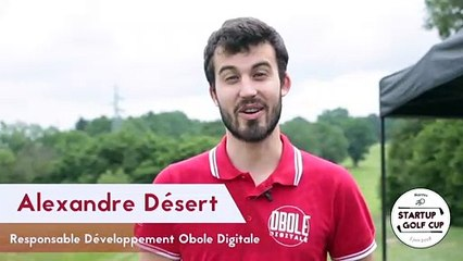 Interview Exposant : Alexandre Désert - Obole Digitale