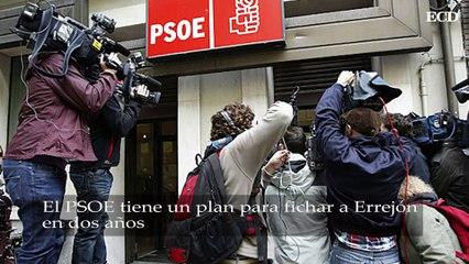 El PSOE tiene un plan para fichar a Errejón en dos años