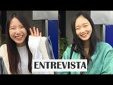 Chicas coreanas saldrían con los latinos o españoles? [Entrevista]