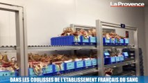 La Minute Santé : dans les coulisses de l'établissement français du sang