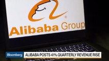 Alibaba Beats 3Q Estimates, Revenue Climbs 41%