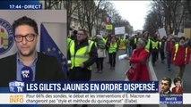 """Européennes: le collectif de gilets jaunes """"l'Union jaune"""" présente une liste qui """"tente de rester apolitique"""""""
