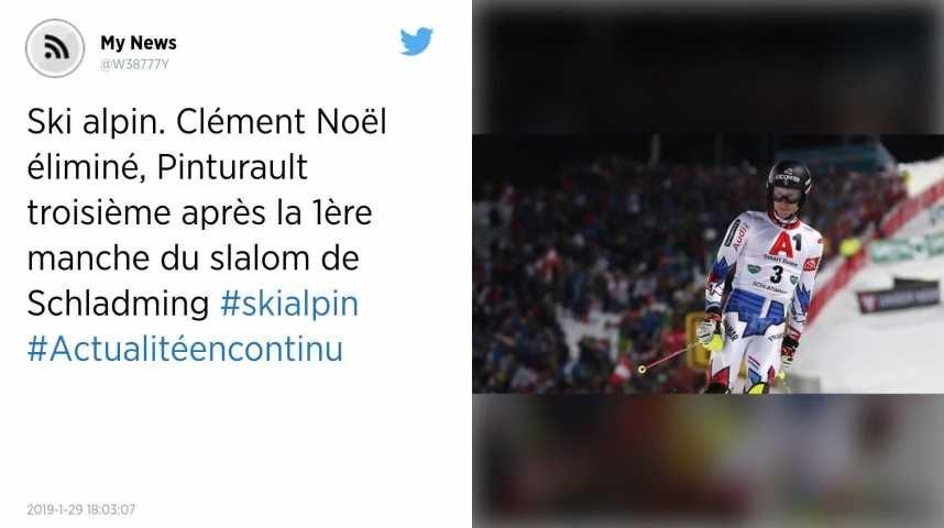Clément Noël, la nouvelle star du ski français