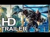 ALITA BATTLE ANGEL (FIRST LOOK - Zapan Fight Scene Trailer NEW) 2019 James Cameron Sci Fi Movie HD
