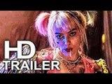 BIRDS OF PREY (FIRST LOOK - Trailer Teaser #1 NEW) 2019 Margot Robbie DC Superhero Movie HD
