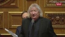 Pesticides : Joël Labbé « sidéré » par l'amendement de ses collègues
