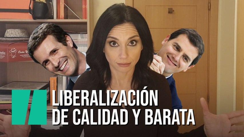 """""""Liberalización de calidad y barata"""", por Marta Flich"""