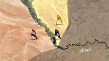 قوات سوريا الديمقراطية تحاصر بقايا تنظيم الدولة شرق الفرات