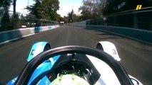 جولة في حلبة سانتياجو التي استضافت الجولة الثالثة من سباق فورمولا E