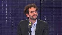 Bastien Lachaud, député La France insoumise, invité du 19h20 politique de franceinfo