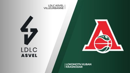 7Days EuroCup Highlights Top 16, Round 5: ASVEL 72-61 Lokomotiv