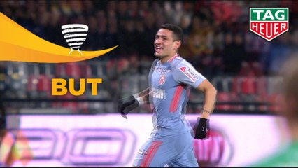 But Rony LOPES (18ème) / EA Guingamp - AS Monaco - (2-2) - (EAG-ASM) / 2018-19