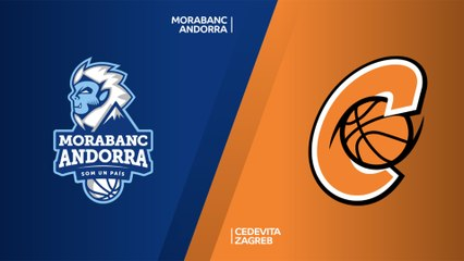 7Days EuroCup Highlights Top 16, Round 5: MoraBanc 87-81 Cedevita