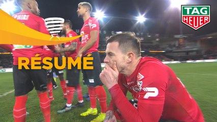EA Guingamp - AS Monaco (2-2 5 tab à 4)  - (1/2 finale) - Résumé - (EAG-ASM) / 2018-19