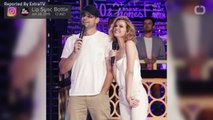Andy Roddick And Brooklyn Decker Battle It Out On Lip Sync Battle