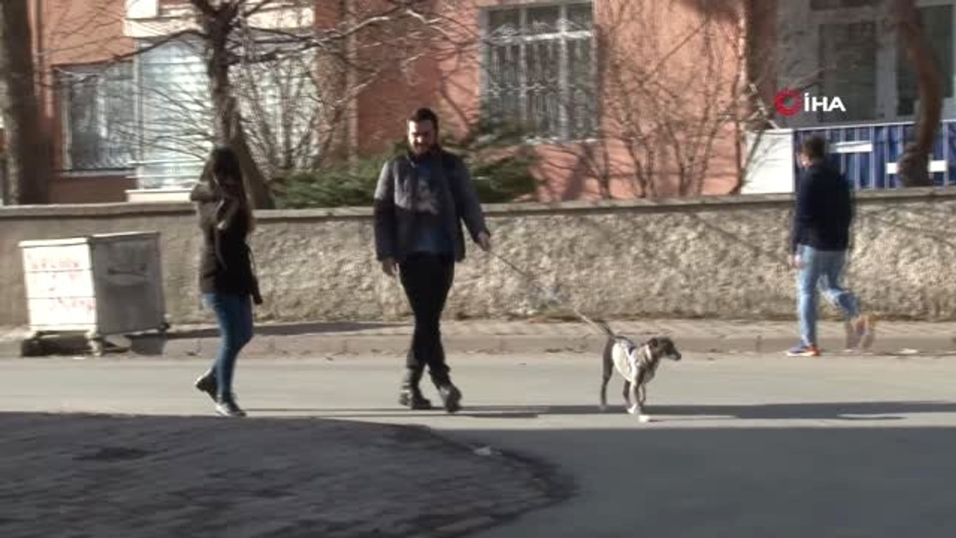 Çöp Kenarında Bulduğu Köpeği Okul Harçlıklarıyla Hayata Bağladı