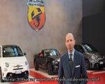 Entrevista con Luca Napolitano, Fiat e Abarth EMEA